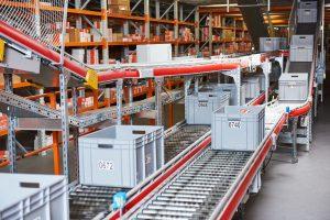 photoelectric sensor in packaging industry